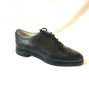 Michael Kors Regent Oxfords in Black Size 5.5